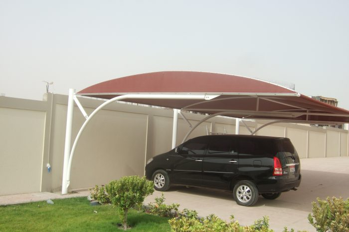 Reasons of having a car parking shade