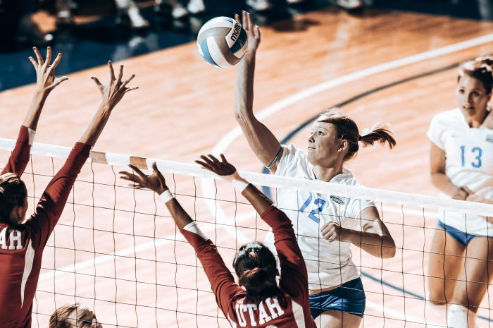 Top health benefits of playing volleyball